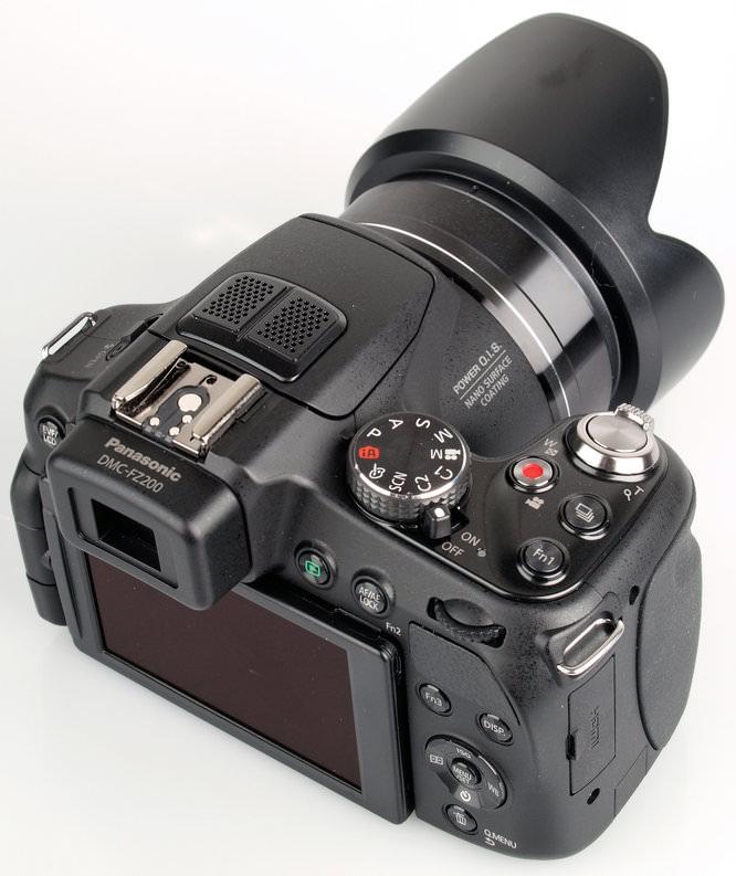 Panasonic Lumix Dmc Fz200 Top 1