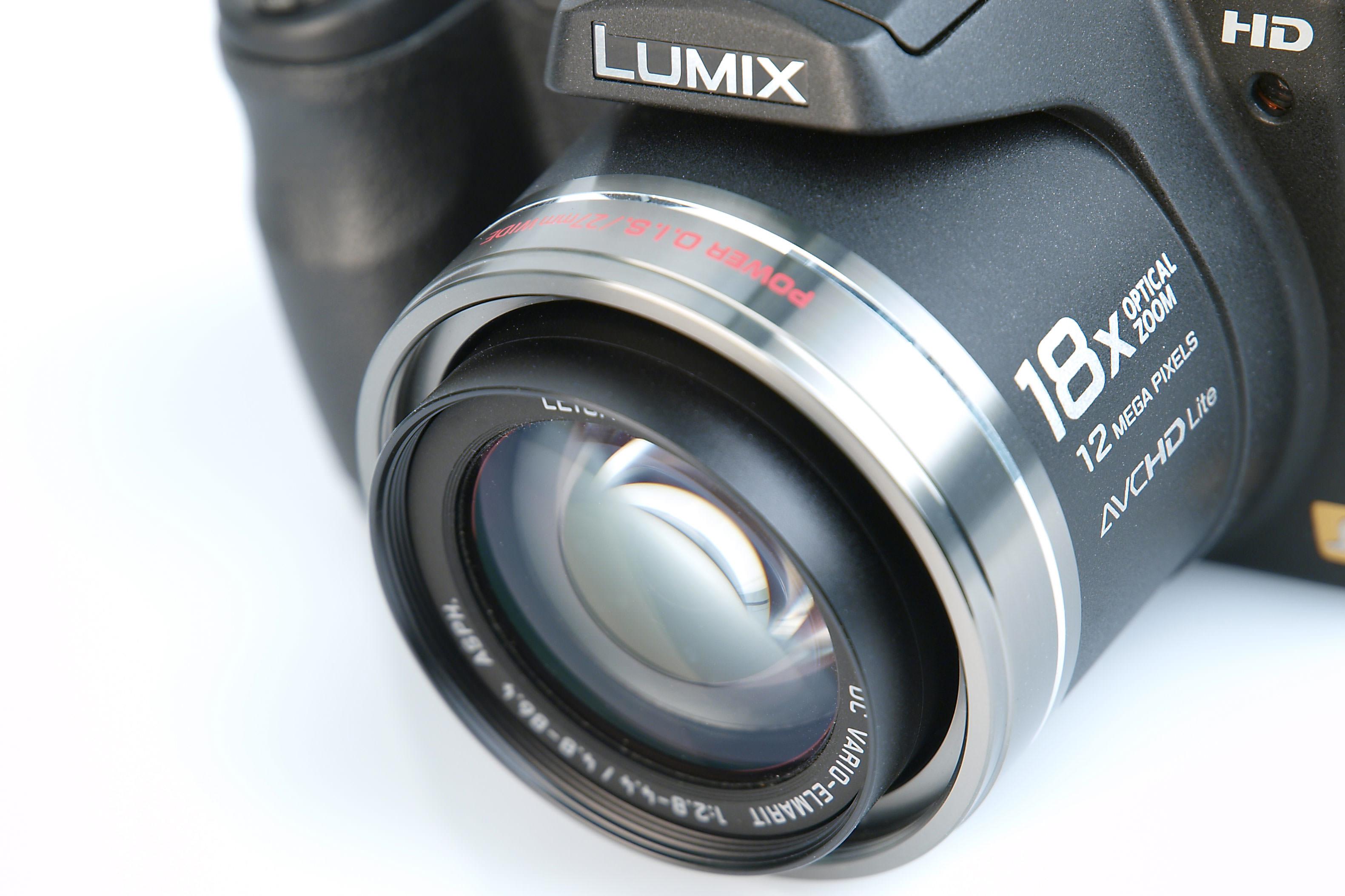 panasonic lumix dmc fz38 first look digital camera review. Black Bedroom Furniture Sets. Home Design Ideas