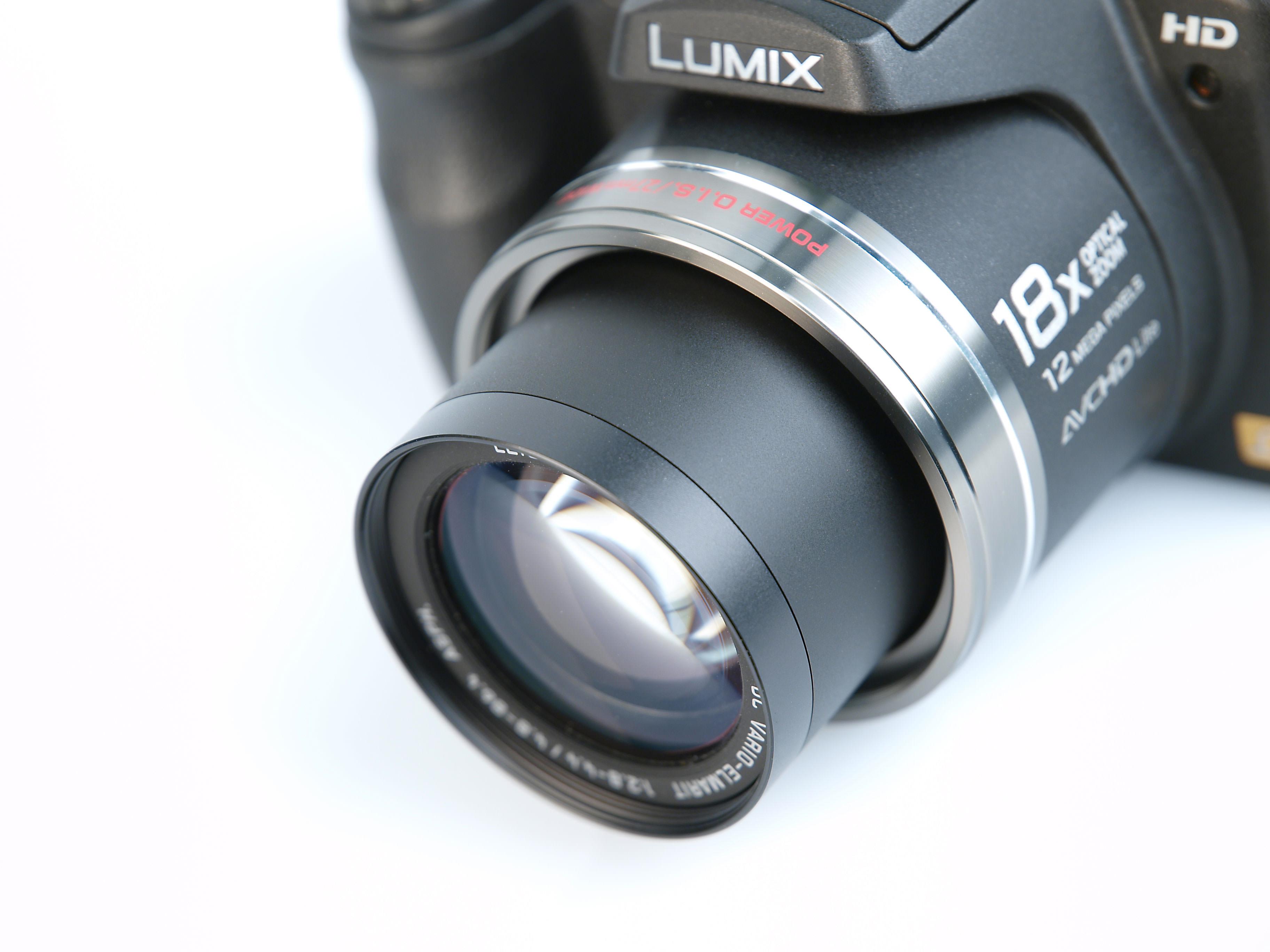 panasonic lumix dmc fz38 first look digital camera ebay. Black Bedroom Furniture Sets. Home Design Ideas