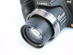 Panasonic Lumix DMC-FZ38