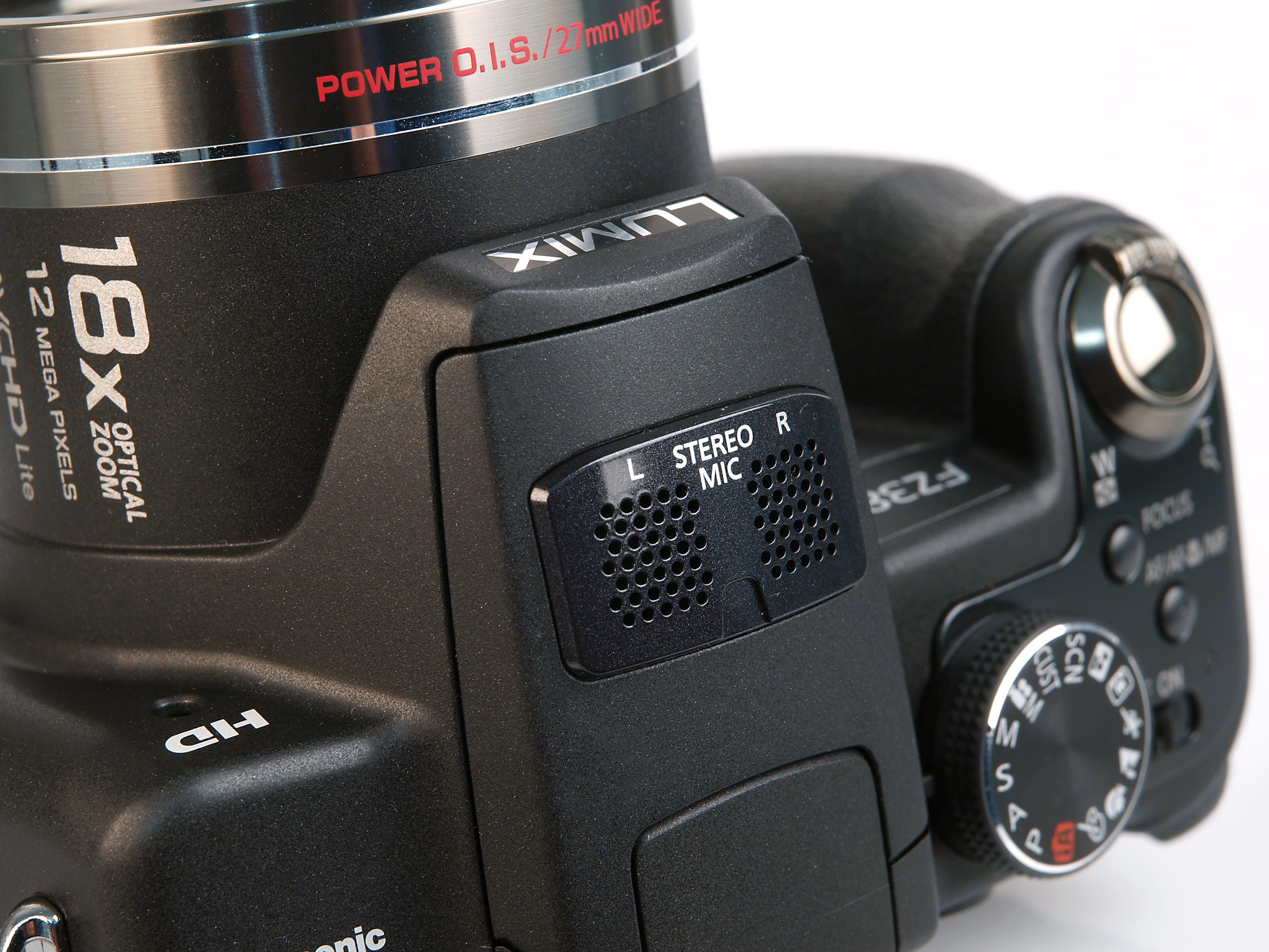 panasonic lumix dmc fz38 first look digital camera review rh ephotozine com 12H802 Manual Tractor Service Manuals