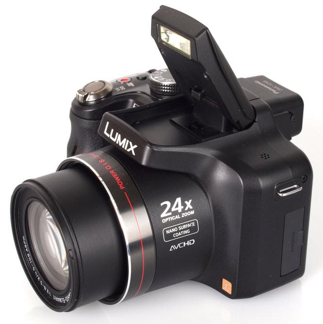 Panasonic Lumix DMC-FZ48