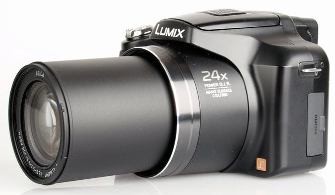 Panasonic Lumix Dmc Fz62 Lens Extended