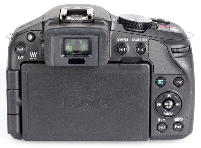 Panasonic Lumix DMC G6 Large (5)