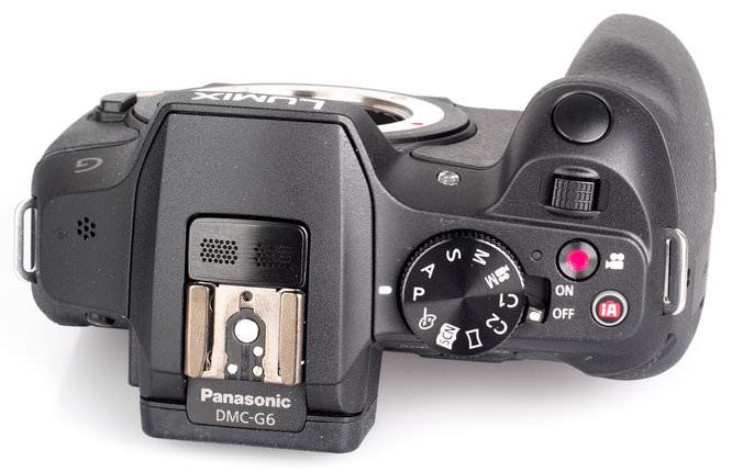Panasonic Lumix DMC G6 Large (7)