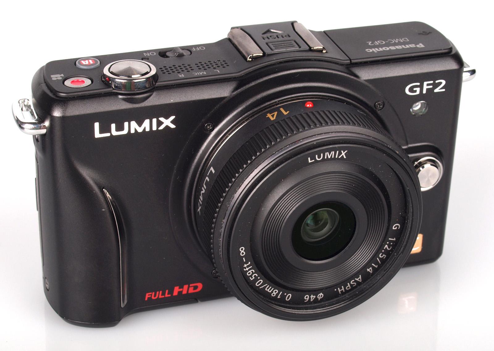 panasonic lumix dmc gf2 mirrorless csc review rh ephotozine com Panasonic Lumix Leica Panasonic Lumix Digital Camera