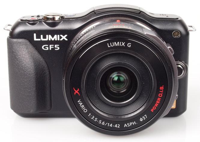 Panasonic Lumix DMC-GF5 Body (2)
