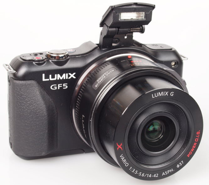 Panasonic Lumix DMC-GF5 Body (4)