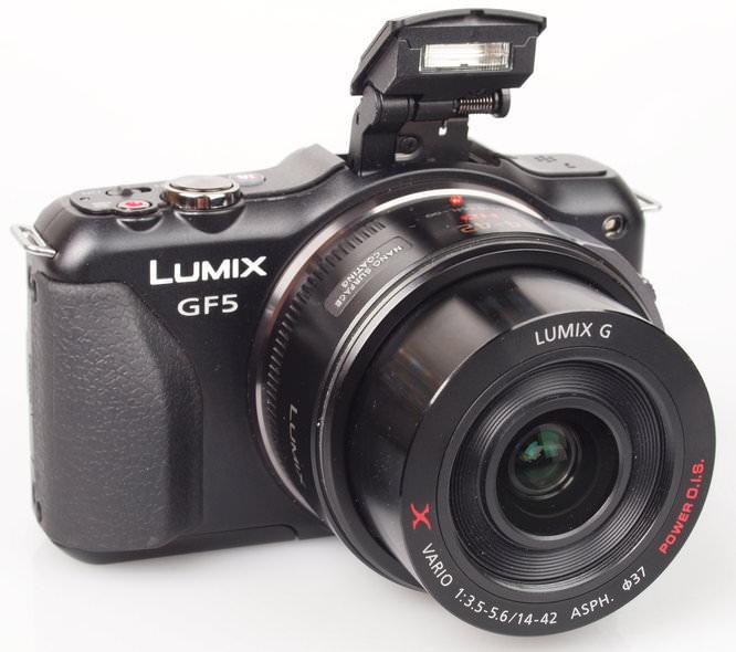 Panasonic Lumix DMC-GF5 Body (4)