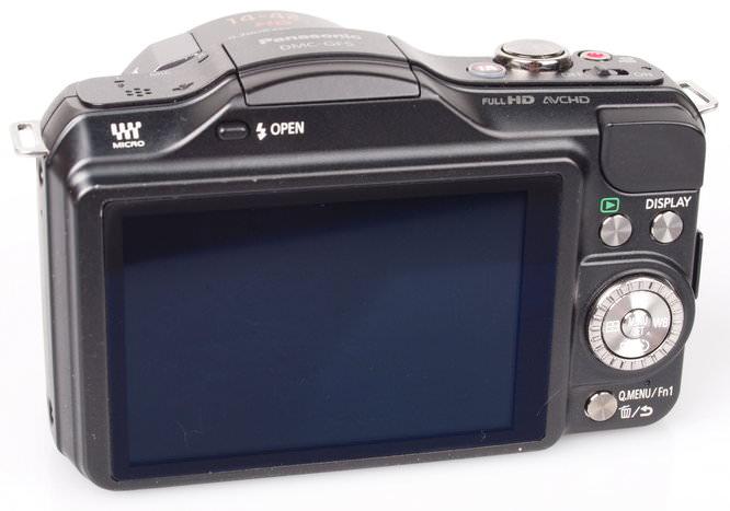 Panasonic Lumix DMC-GF5 Body (6)