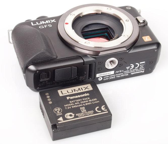 Panasonic Lumix DMC-GF5 Body (7)