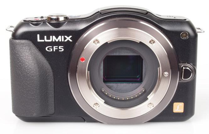 Panasonic Lumix DMC-GF5 Body (8)