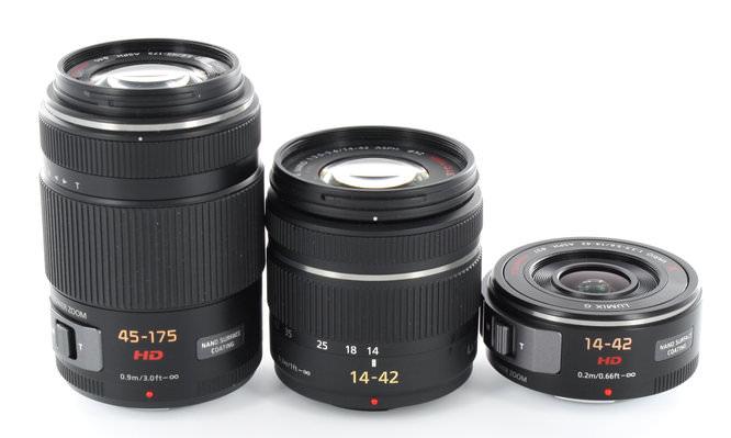 Panasonic Lumix X Lenses