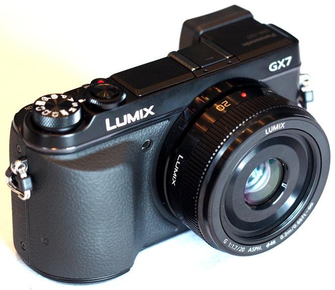 Panasonic Lumix GX7 Black (13)