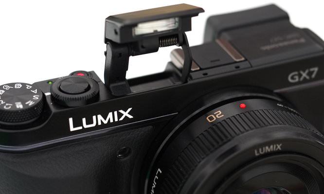 Panasonic Lumix GX7 Black (1)