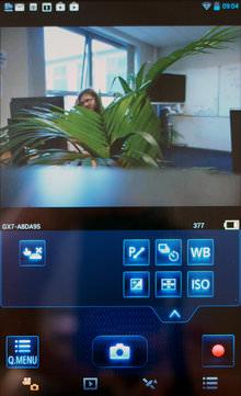 Panasonic Image App Tablet - Remote Shooting