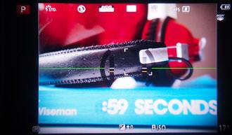 Panasonic Lumix GX7 LVF Photo