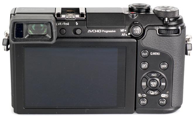 Panasonic Lumix GX7 Black (10)