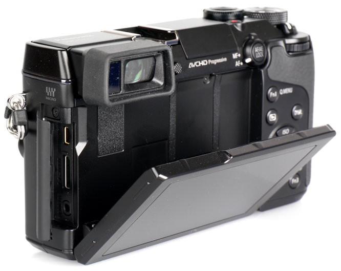 Panasonic Lumix GX7 Black (11)