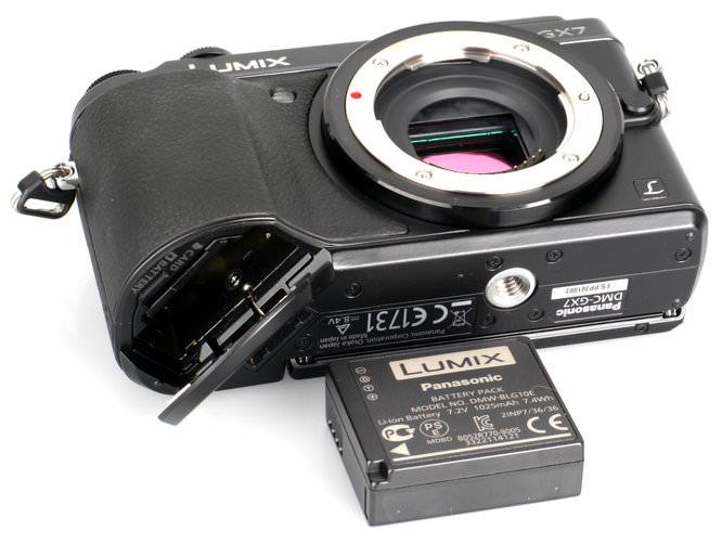 Panasonic Lumix GX7 Black (18)