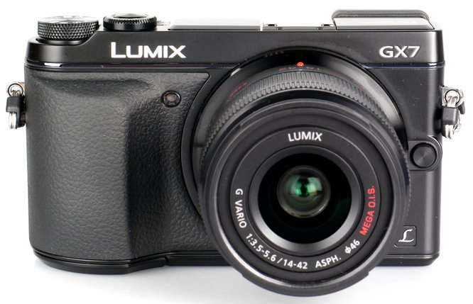 Panasonic Lumix GX7 Black (2)