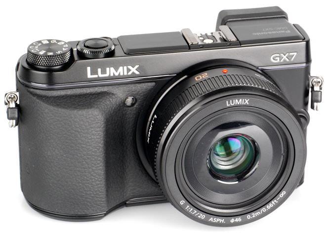 Panasonic Lumix GX7 Black (16)