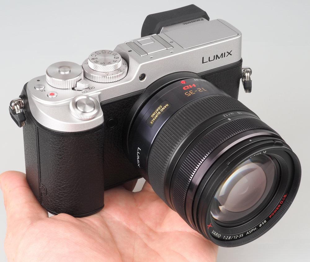 Panasonic Lumix GX8 Silver (14)