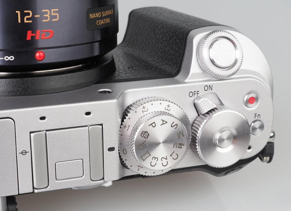 Panasonic Lumix GX8 Silver (15)