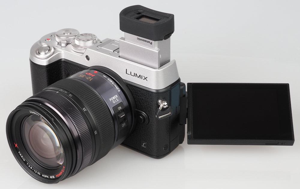 Panasonic Lumix GX8 Silver (5)