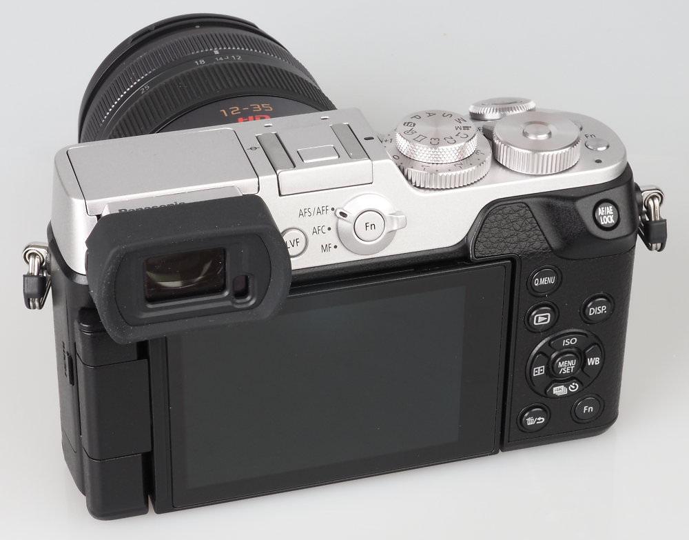 Panasonic Lumix GX8 Silver (6)