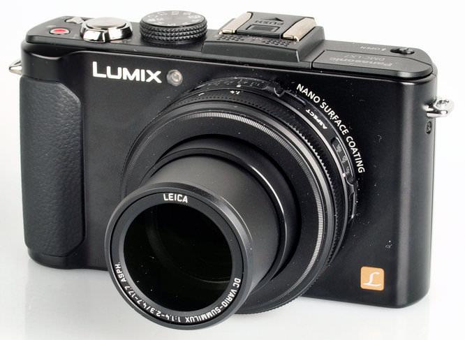 Panasonic Lumix Dmc Lx7 Lens Extended