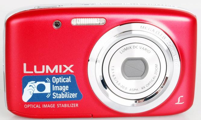 Panasonic Lumix Dmc S5 1