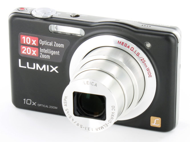 Panasonic Lumix DMC-SZ1 Zoom