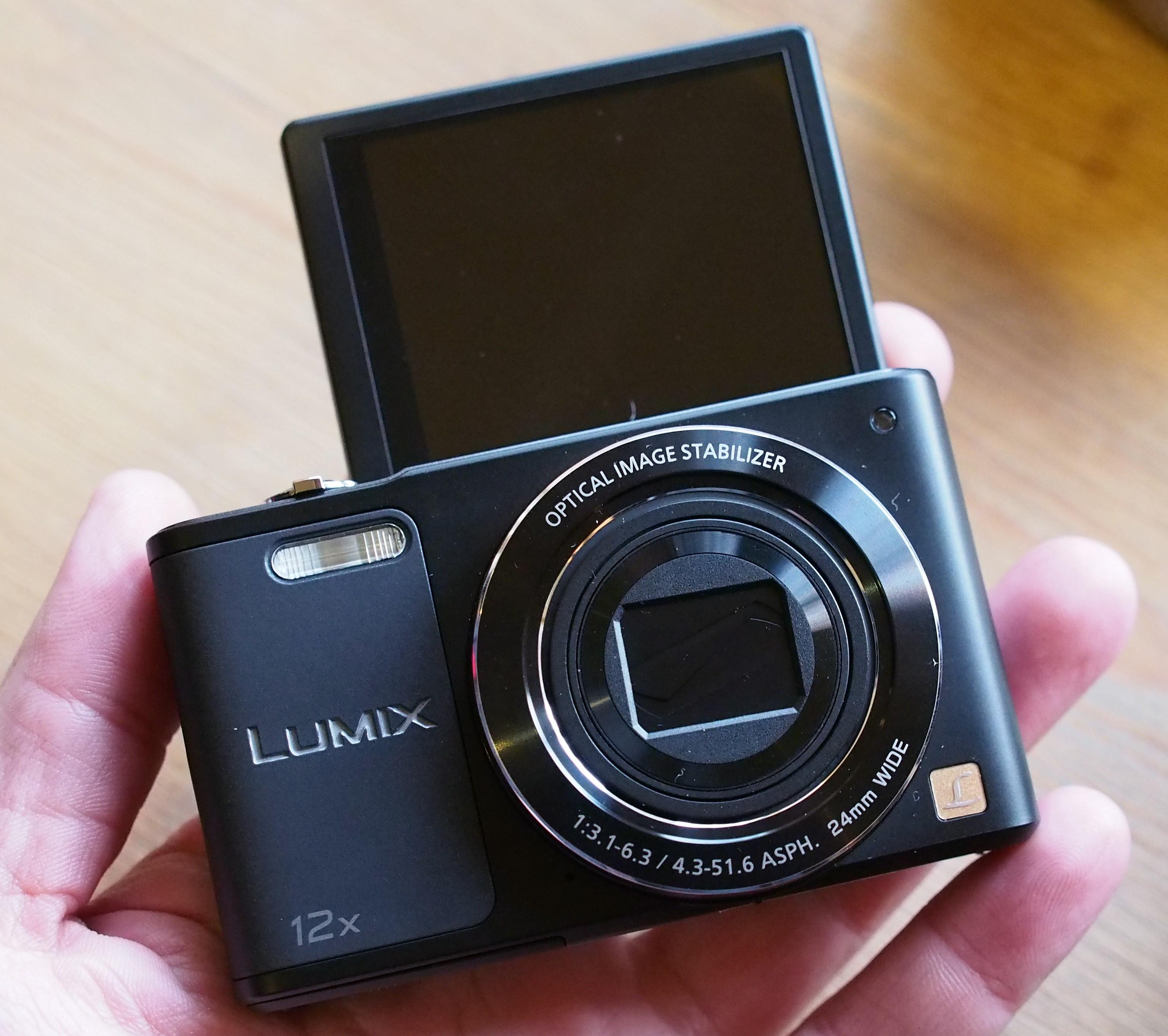 Resultado de imagen para Panasonic Lumix DMC- SZ10EG-K: