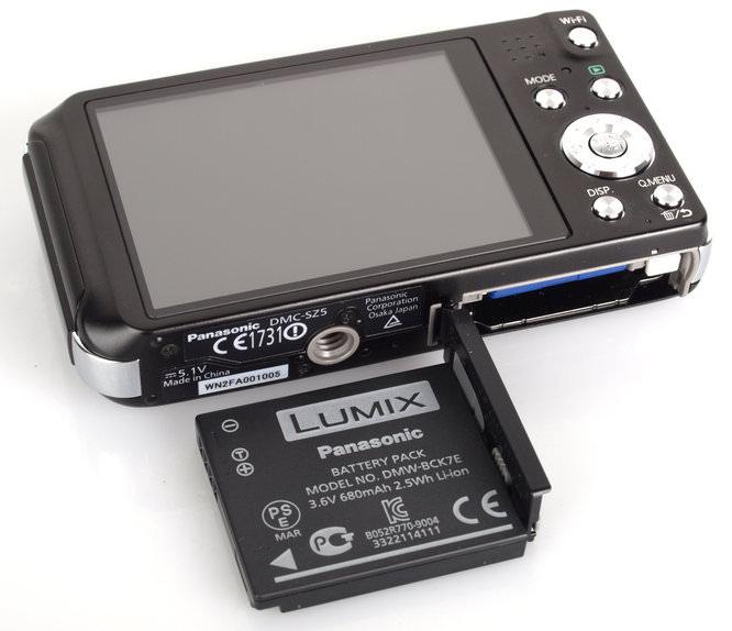 Panasonic Lumix Dmc Sz5 (8)