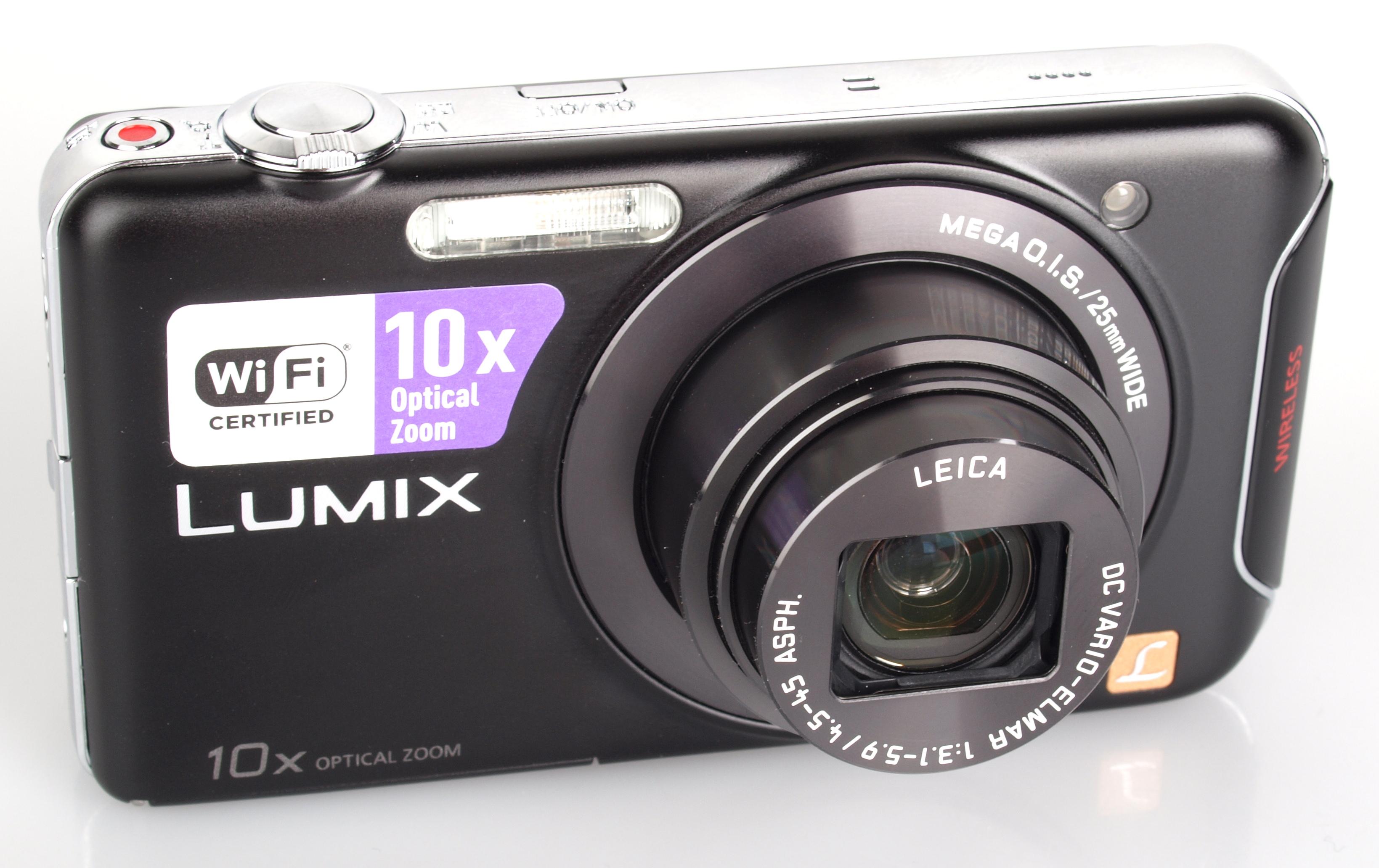Panasonic Lumix DMC-SZ5 Wireless Camera Review