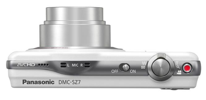 Panasonic DMC-SZ7