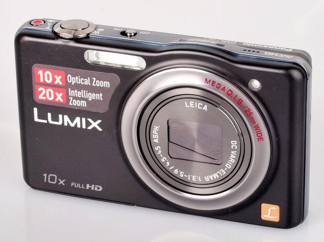 Panasonic Lumix Dmc Sz7 Front 1