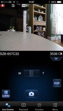 Panasonic Lumix Dmc Sz8 App Screenshot 3