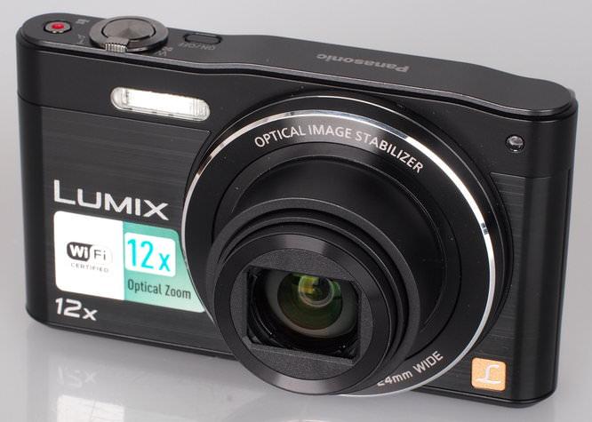 Panasonic Lumix DMC SZ8 Black (1)