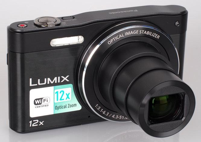 Panasonic Lumix DMC SZ8 Black (4)