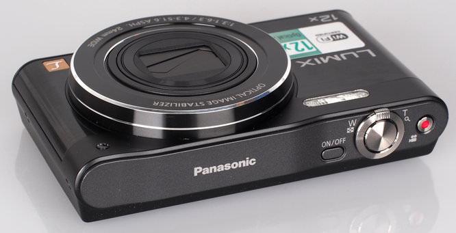 Panasonic Lumix DMC SZ8 Black (5)