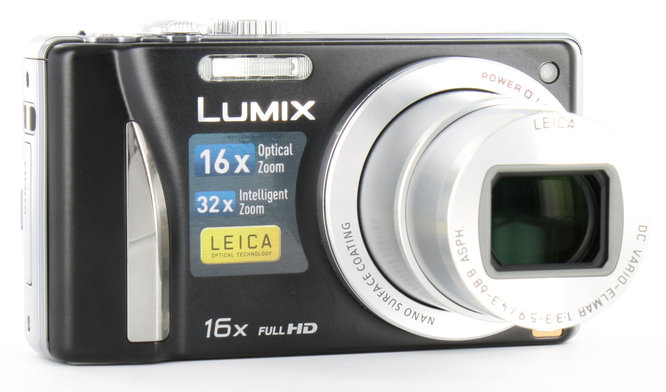 Panasonic Lumix Tz25 Full Zoom