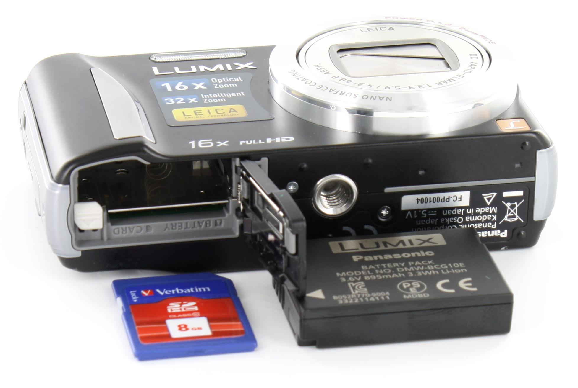 Panasonic Lumix DMC-TZ25 ZS15 Zoom Review   ePHOTOzine