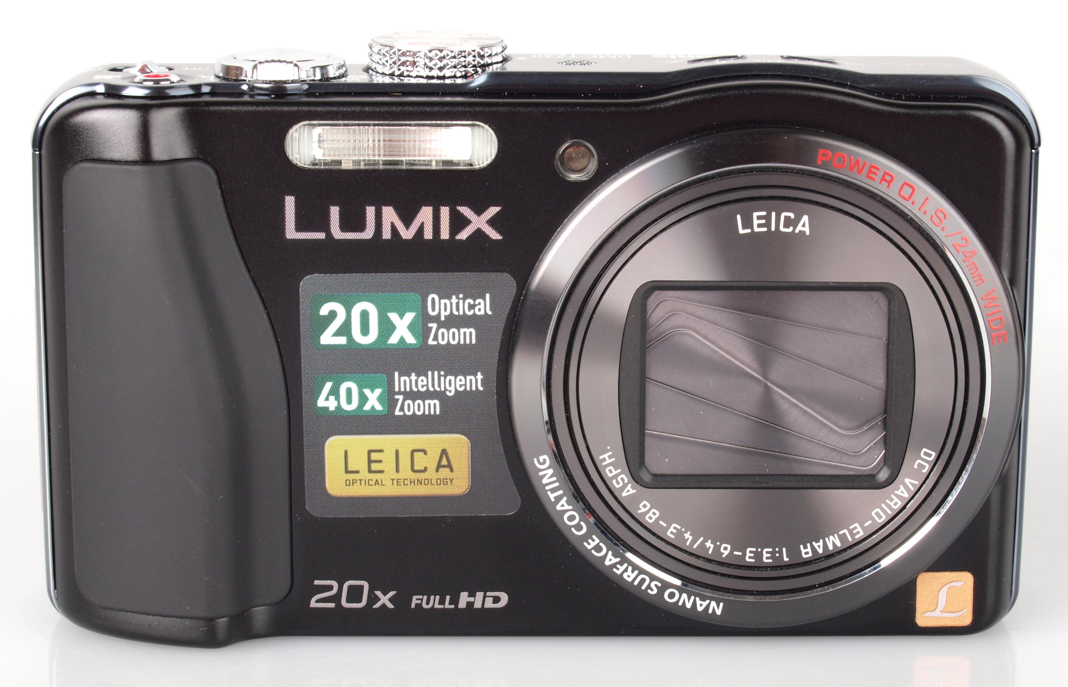 Panasonic lumix tz80 digital camera