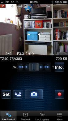 Panasonic Lumix Dmc Tz40 App Screenshot 2