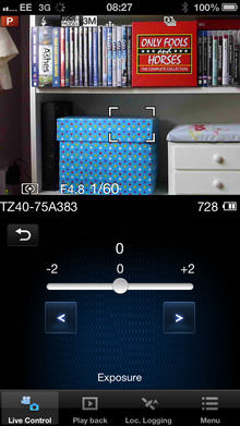 Panasonic Lumix Dmc Tz40 App Screenshot 4