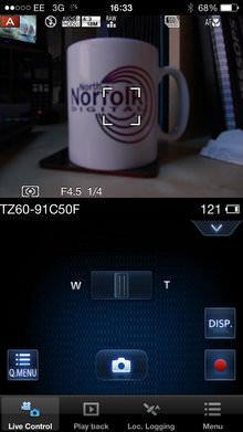 Panasonic Lumix Dmc Tz60 App Screenshot 5  