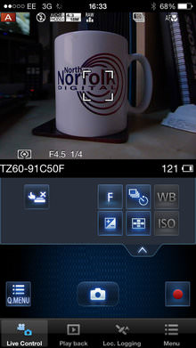 Panasonic Lumix Dmc Tz60 App Screenshot 7 |