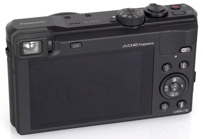 Panasonic Lumix TZ60 Black Large (5)
